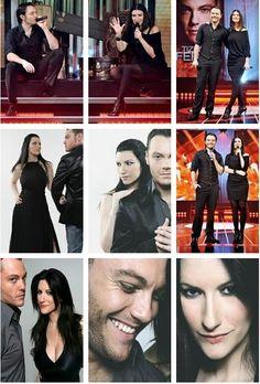 Laura Pausini & Tiziano Ferro