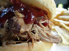 Pulled Pork | Plain Chicken