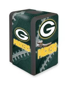 Boelter  Nfl Packers Portable Party Refrigerator - Green - One Size