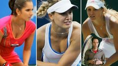 The list of Top 10 Hottest Female Tennis Players of All Time. Here is a detail descreption and Photos of most famous glamorous beauty queens of tennis American Tennis Players, Tennis Players Female, Free Horse Racing Tips, Professional Tennis Players, Beauty And The Best, Tennis Stars, Liverpool Football Club, Gorgeous Blonde, Play Tennis
