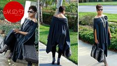 Off The Shoulder Cape Including Step by Step Pictorial!