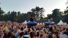 9 Juillet 2015 - Concert de Fréro Delavega