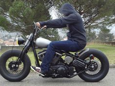 Ghost bobber rider...