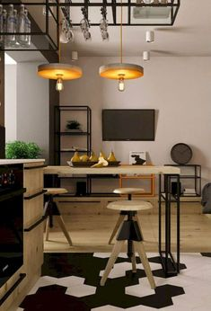 Amazing Small Kitchen Ideas For Small Space 27