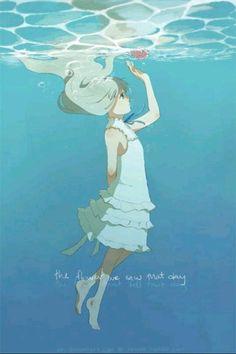 Menma/Honma Meiko AnoHana/Ano Hi Mita Hana no Namae o Bokutachi wa Mada Shiranai The Flower We Saw That Day Manga Anime, Film Anime, Sad Anime, I Love Anime, Manga Art, Anime Style, Otaku, Anime Kunst, A Silent Voice