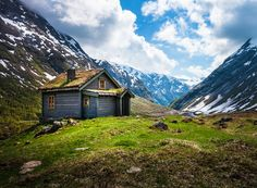 Taken in Norway somewhere between Geiranger and Stryn