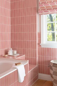 vertical subway tile
