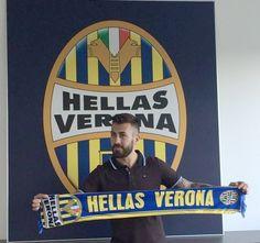 Antonio Luna se convierte en nuevo jugador del Hellas Verona | Noticias | Agencia de representación de futbolistas. Agentes FIFA en España. | Promoesport