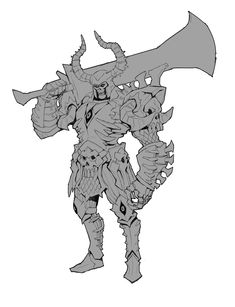 ArtStation - 练习, Yang Jingwei Fantasy Character Design, Character Creation, Character Design Inspiration, Character Concept, Character Art, Armor Concept, Weapon Concept Art, Creature Concept Art, Creature Design