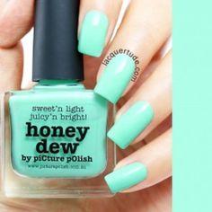 Picture Polish Honey Dew Nail Polish | Live Love Polish