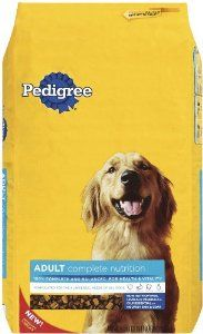 PEDIGREE Adult Complete Nutrition Dry Food for Dogs  Order at http://www.amazon.com/PEDIGREE-Adult-Complete-Nutrition-Food/dp/B005M16UHE/ref=zg_bs_5037885011_66?tag=bestmacros-20