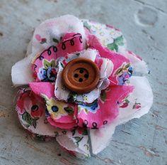 hankie flower