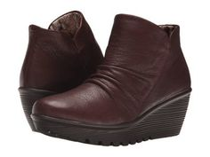 SKECHERS - Parallel - Universe Bootie (Chocolate) Women's Pull-on Boots