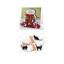Impression Obsession - Cat Die Set #DIE328-G