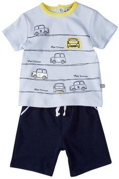 Petit Lem Top & Short 2-Piece Set (Baby Boys) Original price: $32 - Sale price: $13.97