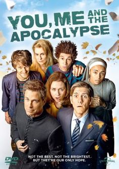You, Me & The Apocalypse - Series 1 Jenna Fischer, Amazon Dvd, Movies To Watch Online, Watch Movies, Great Tv Shows, Mystery Thriller, Universal Pictures, Film Review, Dvd Blu Ray