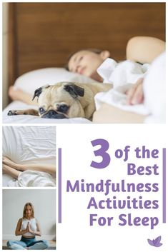 It's National Sleep Awareness Week, so what better time to talk about mindfulness exercises and meditation activities to get better quality sleep? Mindfulness Exercises, Mindfulness Activities, Mindfulness Practice, Improve Productivity, Feeling Hungry, Healthier You, Emotional Intelligence, Meditation, Advice