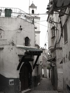 Algiers, Algeria (I'm a sucker for history and old school casbah alley ways. I need to visit one. Beautiful)