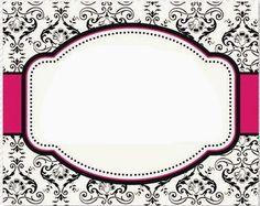 white-and-black-damask-free-printables-007.jpg (403×320)
