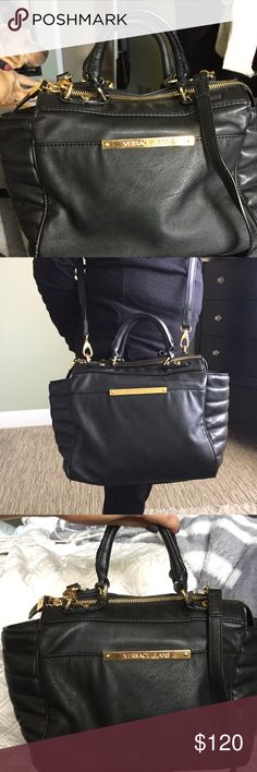 Versace Jeans Handbag Versace Jeans handbag. straps included. LIKE NEW. Versace Bags