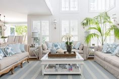 How to make the Hamptons look work in an Australian home – Indah Island