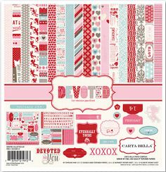 Devoted Collection Pack giveaway from Carta Bella Paper