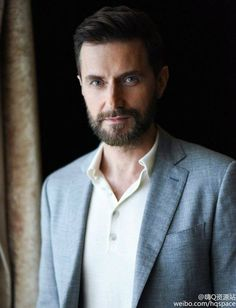 Be still my heart and all those other parts  Richard Armitage July 2016