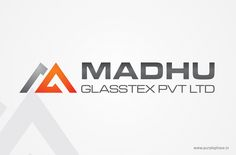 Logo Design for Glass Fabric Textile Manufacturing Company by Purple Phase Communications. www.purplephase.in