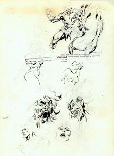 John Bucema, Master Comic Book Artist