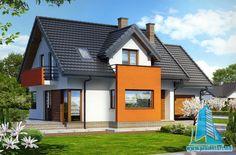 Proiect de casa cu parter, mansarda si garaj pentru un automobil - 100573 http://www.proiectari.md/property/proiect-de-casa-cu-parter-mansarda-si-garaj-pentru-un-automobil-100573/