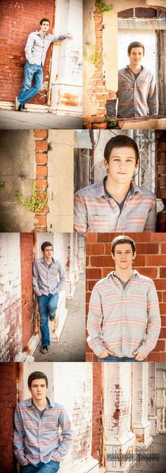 Rustic guy Senior pictures. I have an ally I like to shoot in that these are PERFECT for!