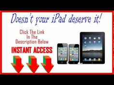 How to download movies for iPad. 100% Legal Unlimited Movie Download Service. No per title fees (one low one time payment), high quality iPad and Apple compatible so no conversion required, download or stream across ANY device, available worldwide. https://www.youtube.com/watch?v=5cu3vufoh2E