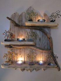 Creative DIY Rustic Home Decor Ideas (20)