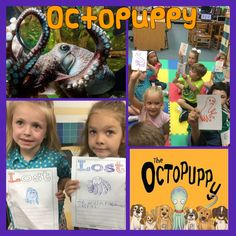 Octopuppy by McKenna - Ogle Elem. Library Lesson