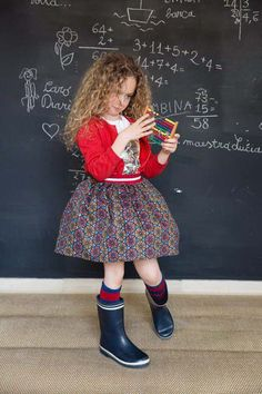 Stella Jean Kids: curiosity is the fire of soul * Stella Jean Fall Winter 2015 Collection