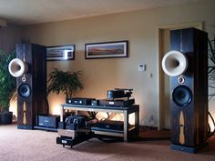 HiFI Setup with a very large presence... and high SPL...