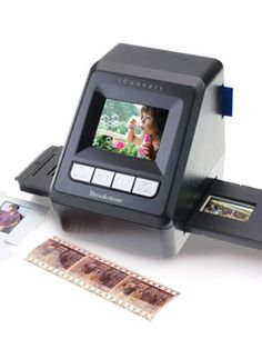 iConvert® Instant Slide & Negative Scanner from Brookstone. Saved to gifts. Shop more products from Brookstone on Wanelo. Gadgets And Gizmos, Tech Gadgets, Cool Gadgets, Fotografia Tutorial, Foto Fun, Take My Money, Cool Inventions, Photo Tips, Photo Ideas