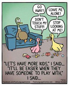 Fowl Language Comics #7
