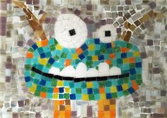 February 2015 - Introduction to Mosaics Workshop - http://www.mosaicartschoolofsydney.com/short-mosaic-workshops.html