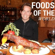 Foods of the World - Carry on Wandering World Recipes, Beef, Foods, Travel, Kitchens, Meat, Food Food, Food Items, Viajes