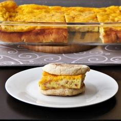 ... on Pinterest | Breakfast casserole, Breakfast to go and Sausage gravy