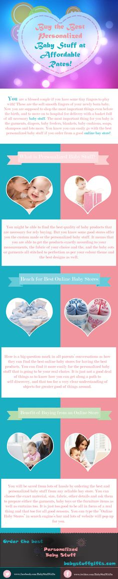 Baby stuff gifts babygiftsstuff on pinterest how to find our personalized baby gifts online in cheap price negle Gallery