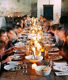 Inspiration for your Thanksgiving table - all styles are here: Modern, Rustic, Traditional and more!