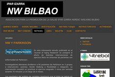 Ipar Izarra Nordic Walking Bilbao, asociación para la promoción de la salud #nordicwalking #marchanordica http://blgs.co/RC9O1L