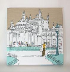 'Brighton Pavilion' by gillian.bates, via Flickr