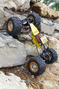 The Best Badass Rock Crawler Vehicles No 12 - Awesome Indoor & Outdoor Remote Control Boat, Radio Control, Gi Joe, Radios, Rc Radio, Rc Cars And Trucks, Rc Rock Crawler, Go Kart, Cool Cars