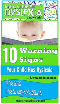 Join. Warning signs of dyslexia in adults