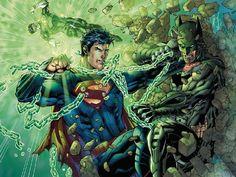 Comic Book Artist: Jim Lee