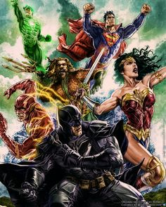 /r/DCcomics: A friendly community dedicated to the Greatest Superheroes in the World
