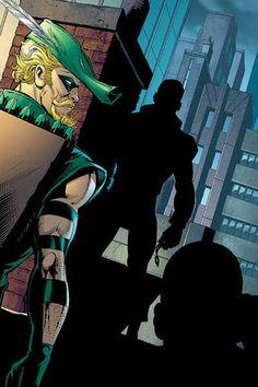 Green Arrow by Tom Fowler Arrow Dc Comics, Marvel Dc Comics, Prince Of Persia, Hulk, Green Arrow Bow, Green Arow, Arrow Black Canary, Arrow Oliver, Comic Art Community